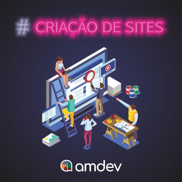 Construção de sites profissionais
