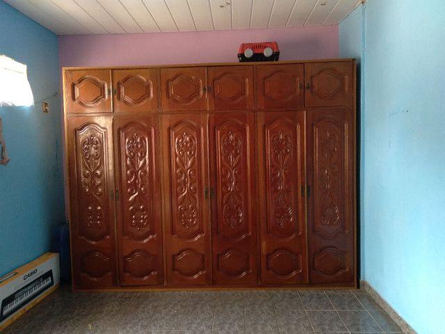 Guarda roupa Cerejeira 6 portas