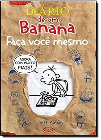 Diário de um banana. Faça você mesmo
