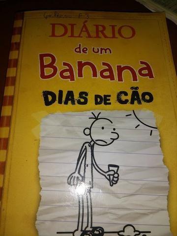 Diário de um banana. Dias de cão. Livro 4