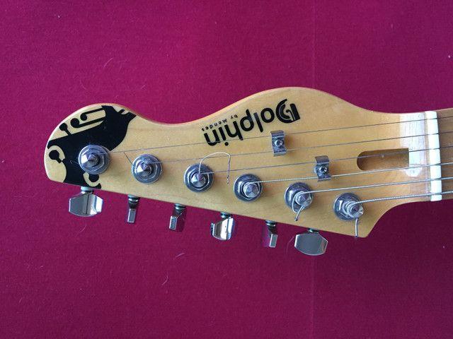 Guitarra Dolphin modelo Telecaster - Foto 3
