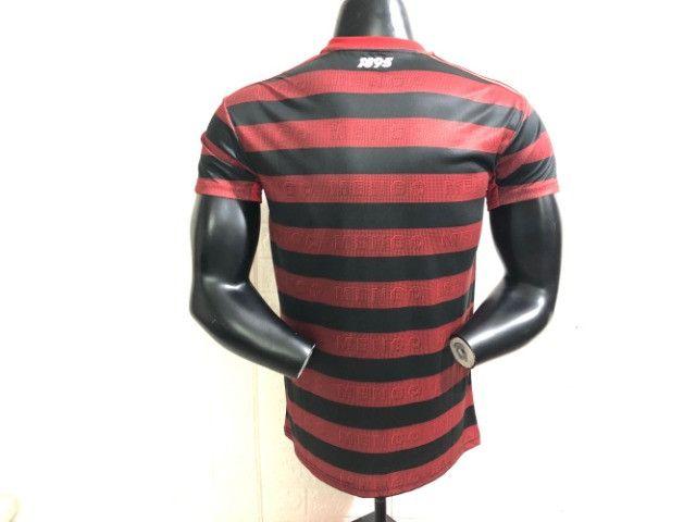Camisa CR Flamengo 1 19/20 Torcedor - Foto 3