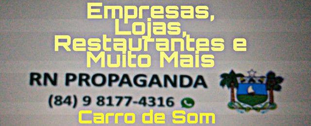 Carro de Som Propaganda - Foto 2