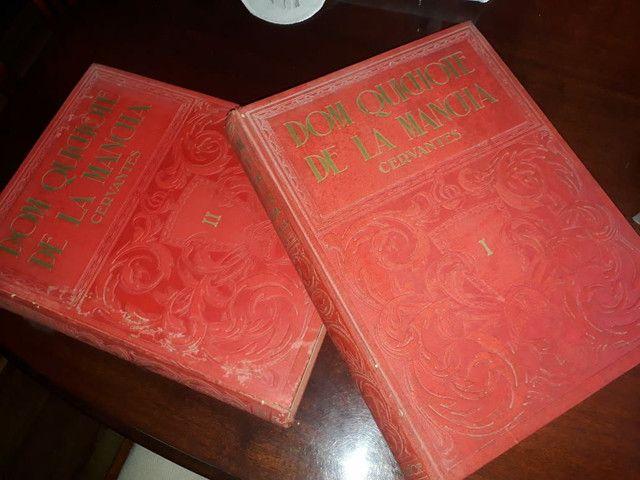 Livro Dom Quixote De La Mancha - Foto 2