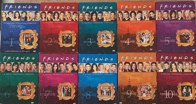Pack DVD Friends - todas as 10 temporadas