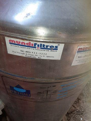 Filtro Predial inox - Foto 4