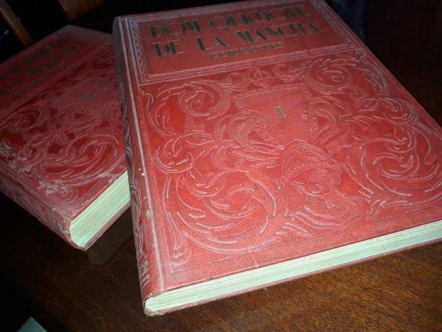Livro Dom Quixote De La Mancha