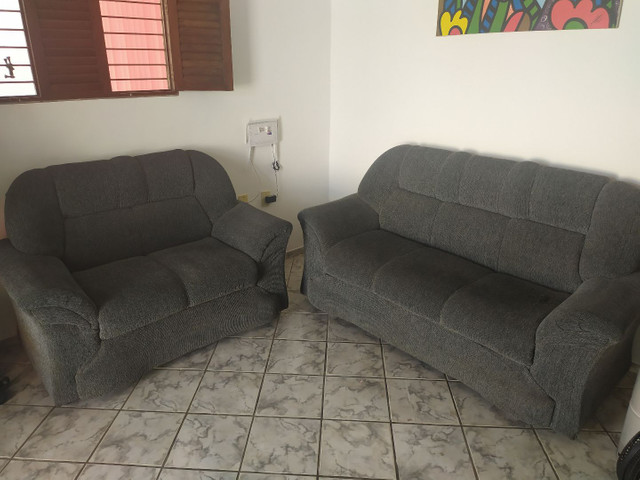 Sofá de 2 e 3 lugares - Foto 3