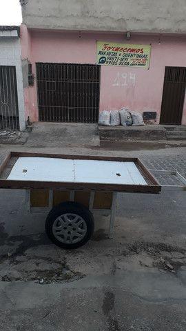 Vendo um carrinho para vender frutas na rua o outra utilidades