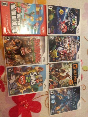 Jogos de Wii original - Foto 2