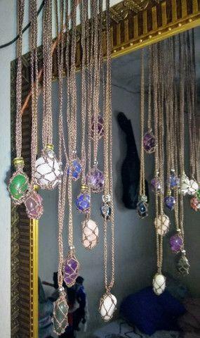 Bijus: Colares, brincos e pulseiras - Foto 5