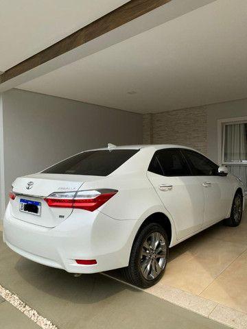 Corolla 2.0 XEI Branco Perolizado Impecável - Foto 3