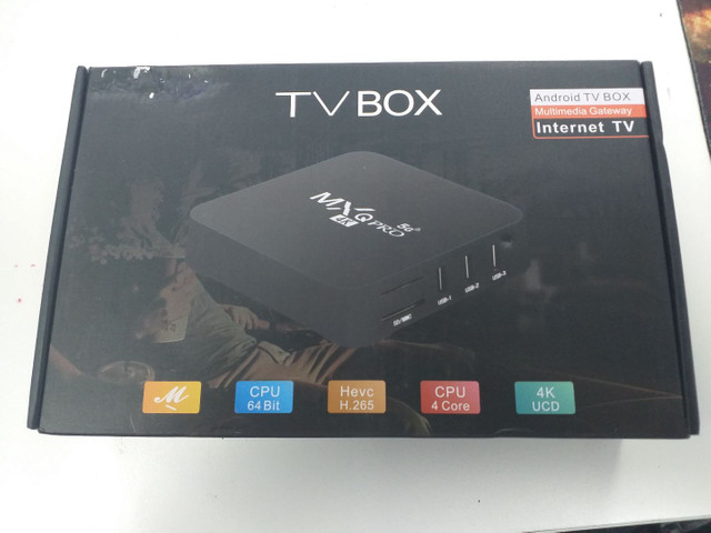 Smart Tv box Mxq Pro 5g - Foto 4