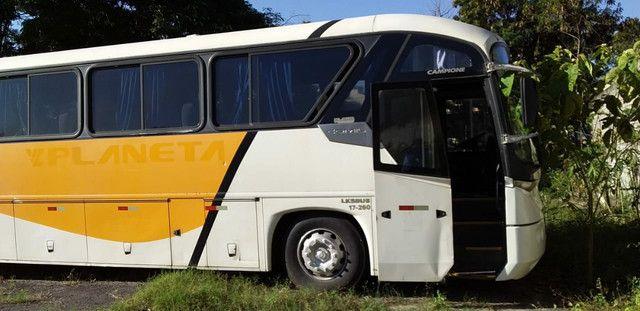 Onibus com montagem para motorhome personalizado - Foto 6