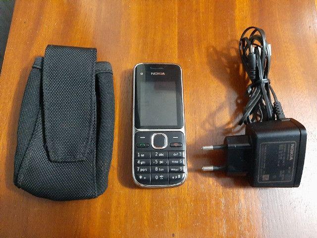 Celular Nokia C2-01 preto VIVO  - Foto 2