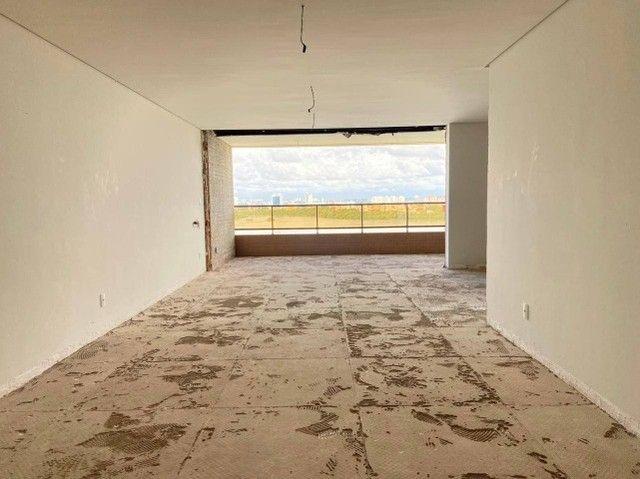 AB114 - Apartamento com 04 suítes/ frente lagoa/ nascente - Foto 2