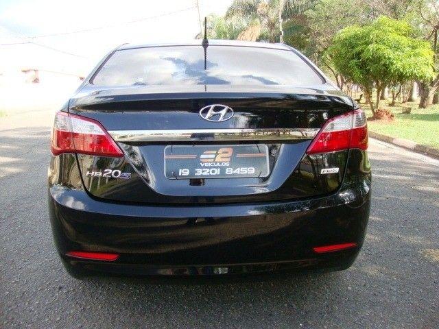 hb20s sedan 1.0 2015 completo unico dono - Foto 5