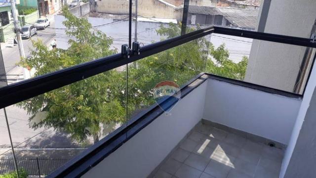 Apartamento com 3 dormitórios para alugar, 86 m² por R$ 900,00/mês - Boa Vista - Garanhuns - Foto 4