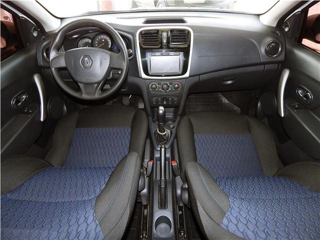 Renault Sandero 1.0 expression 16v flex 4p manual - Foto 6