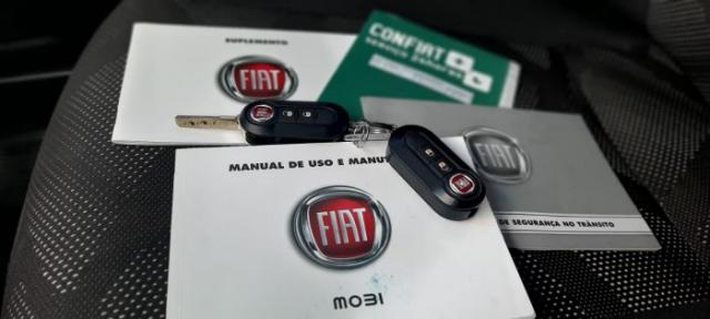 Fiat mobi 2017 1.0 evo flex like. manual - Foto 17