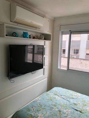 Apartamento à venda com 2 dormitórios em Cristal, Porto alegre cod:VP87617 - Foto 13