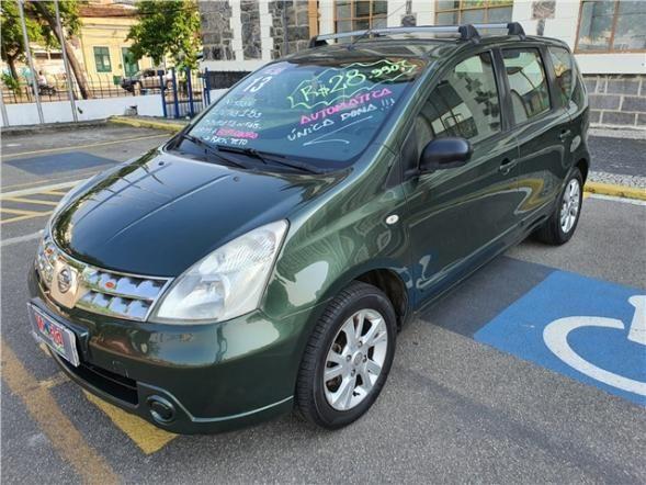Nissan Livina 1.8 s 16v flex 4p automático - Foto 2