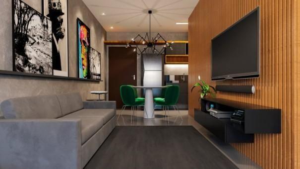 Liv Residencial - Apartamento em Lançamentos no bairro Ponta Verde - Maceió, AL - Foto 14