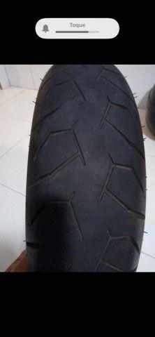 Vendo pinel moto pcx semi novo - Foto 4