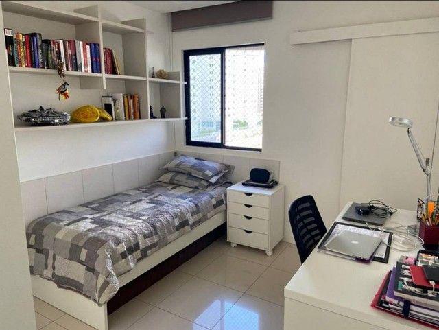 Apartamento para venda com 113 metros quadrados com 3 quartos em Ponta D'Areia - São Luís  - Foto 6