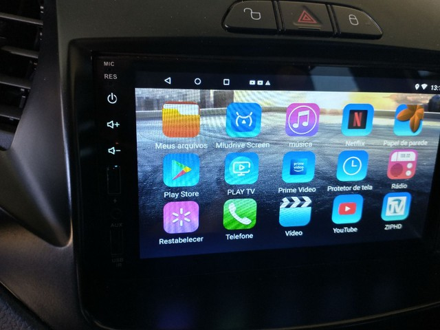 Multimídia Android TP-7219