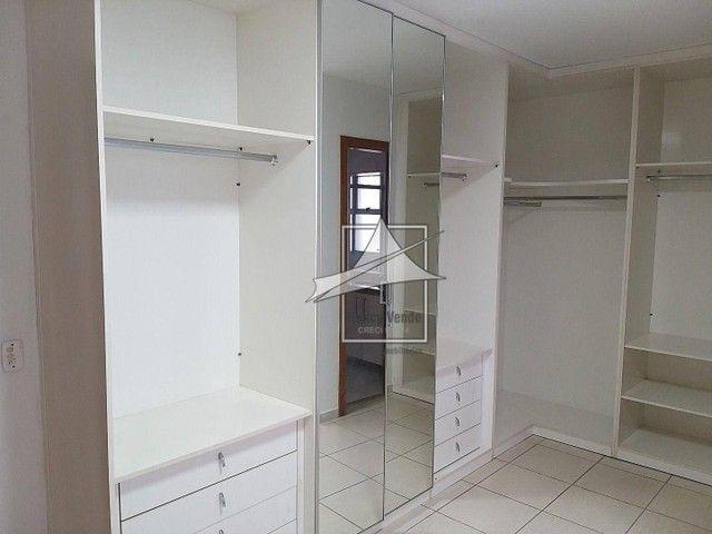 Apartamento com 3 dormitórios à venda, 135 m² - Ed. Meridien - Goiabeiras - Cuiabá/MT - Foto 13