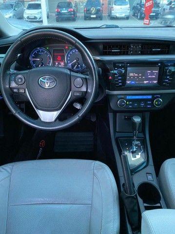 Corolla XEI 2015 c/GNV G5 - Foto 13