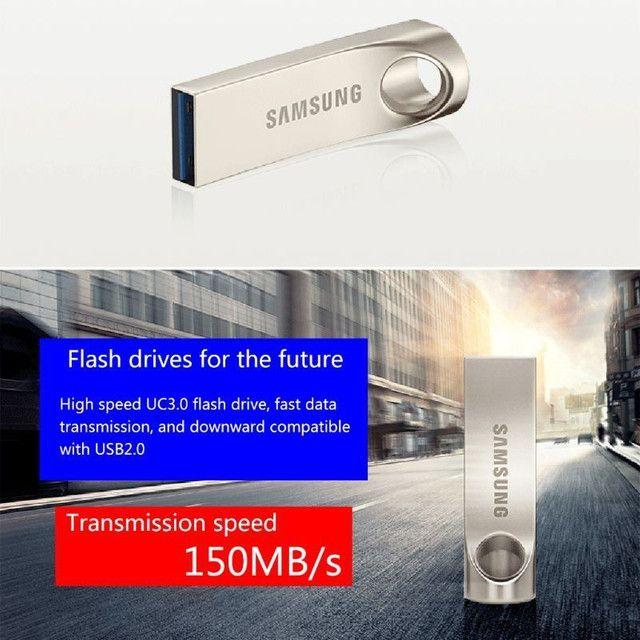 Pen Drive Metal Usb De Alta Velocidade 2t / Memória / Pendrive / Flash U Disk - Foto 5