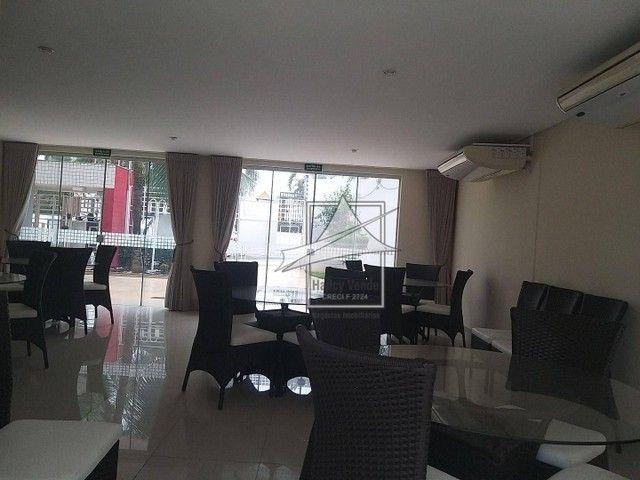 Apartamento com 3 dormitórios à venda, 135 m² - Ed. Meridien - Goiabeiras - Cuiabá/MT - Foto 20