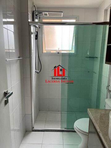 Mundi Resort, 96m², Mobiliado 100%, 14º andar, 3 quartos/suíte, 3 vagas - Foto 3