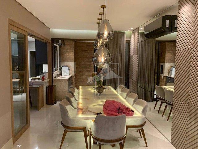 Apartamento com 3 dormitórios à venda, 271 m² - Goiabeiras - Cuiabá/MT - Foto 3