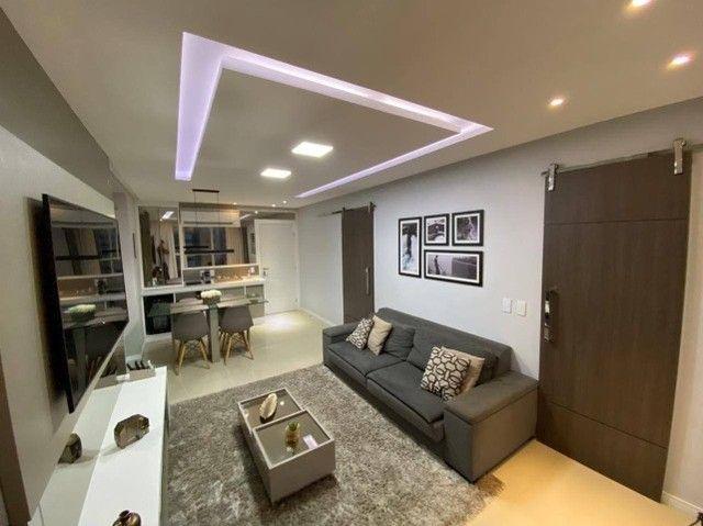 AB111 - Apartamento todo projetado/ 03 quartos/ Varanda gourmet