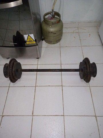 Peso/Musculação/Caseiro