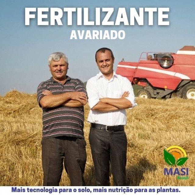 Fertilizante Avariado