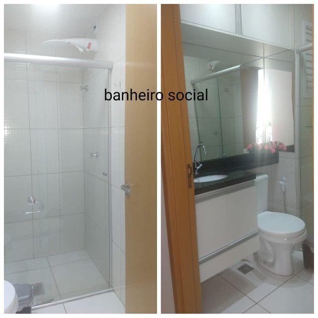 Apartamento com 3 quartos, sendo 1 suíte, 2 banheiros, à venda em Samambaia - Foto 5