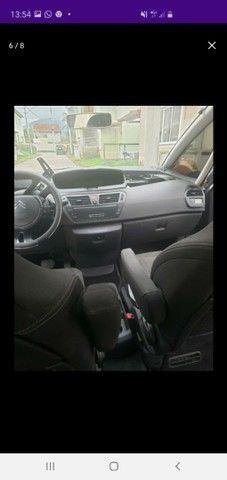 Vendo c4 Grand picasso ou troco por um carro 2012 em diante  - Foto 7