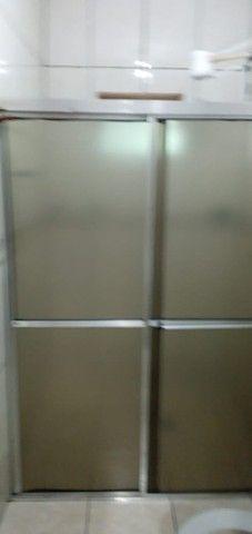 Box para Banheiro em Acrílico estava instalado na medida 1,34m