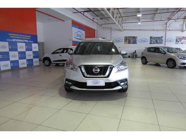 Nissan Kicks SV 1.6 16V FLEX XTRONIC