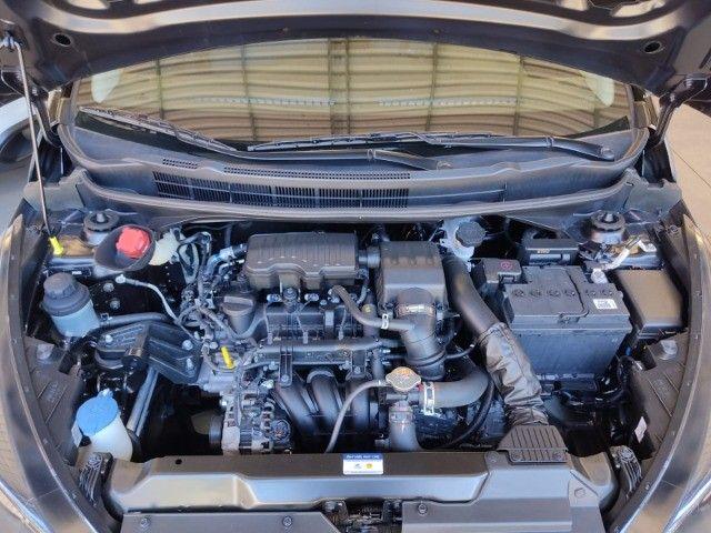 Hyundai HB20 1.0 12V Comfort Flex 2018/2018  - Foto 9