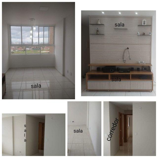 Apartamento com 3 quartos, sendo 1 suíte, 2 banheiros, à venda em Samambaia - Foto 2