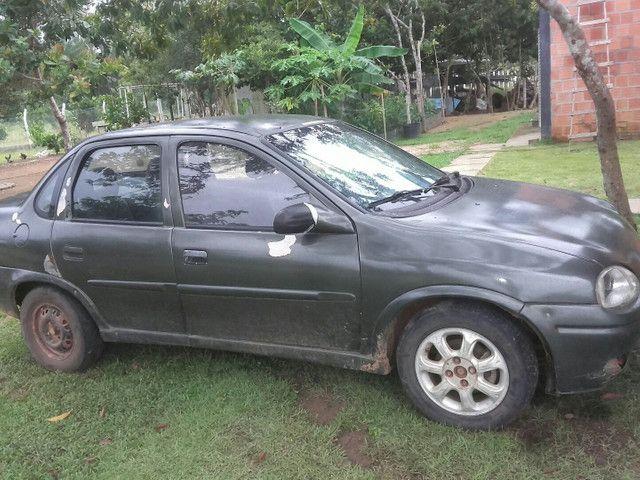 Vendo ou troco carro corsa 16V  - Foto 2