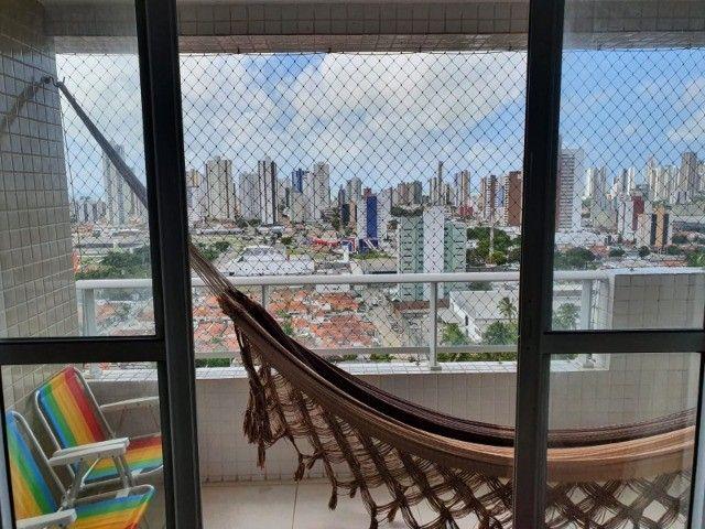 Apartamento para venda com 103m², 4 quartos em Pedro Gondim, João Pessoa - PB