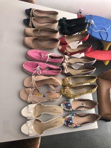 Sapatos femininos 39 - Foto 2