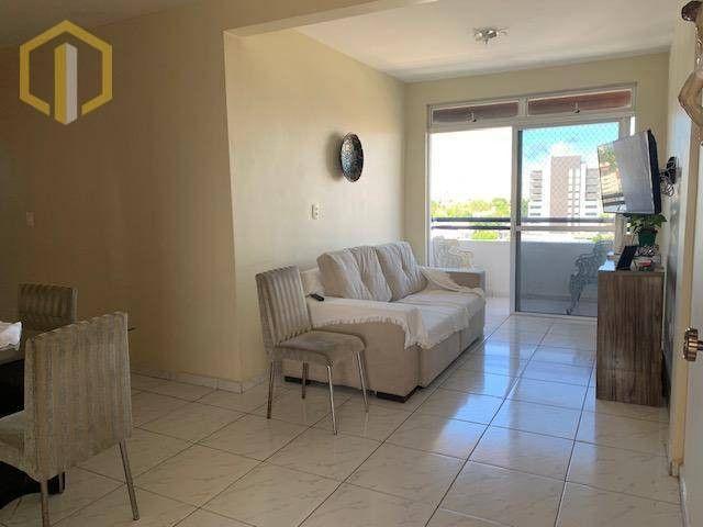 Apartamento com 3 dormitórios à venda, 100 m² por R$ 270.000,00 - Expedicionários - João P - Foto 8