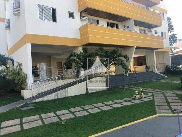 Apartamento com 3 dormitórios à venda, 114 m² - Araés - Cuiabá/MT - Foto 8